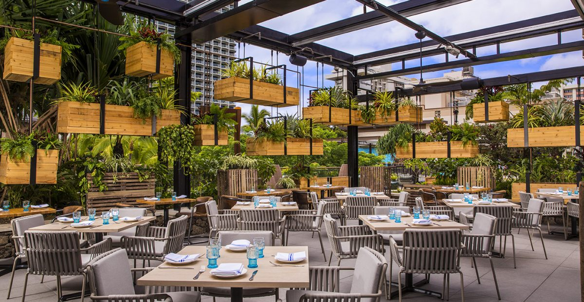 Herringbone Herringbone Waikiki is Now Open