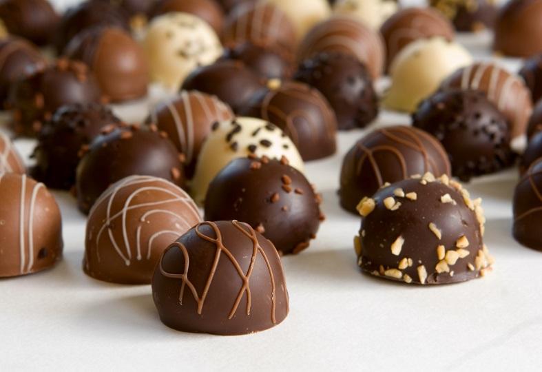 Herringbone A Chocolate Lover's Bonbon