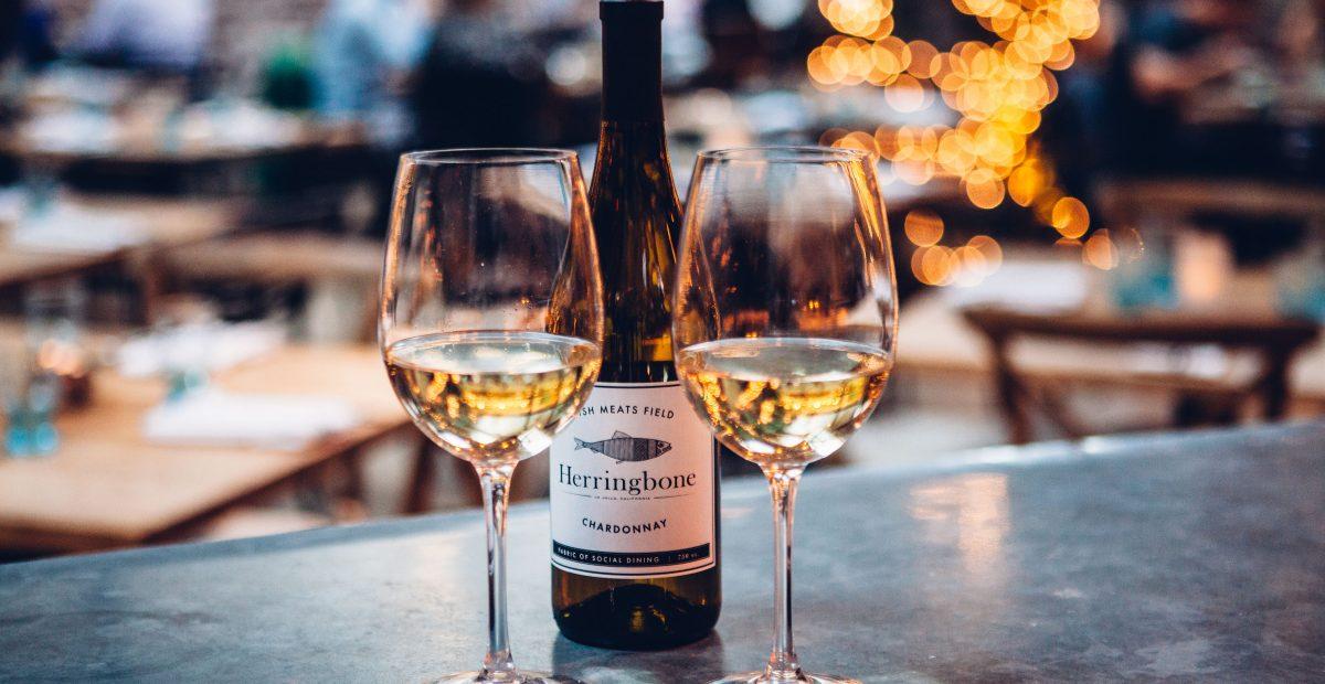 Herringbone Wine Dinner Pairing February Edition