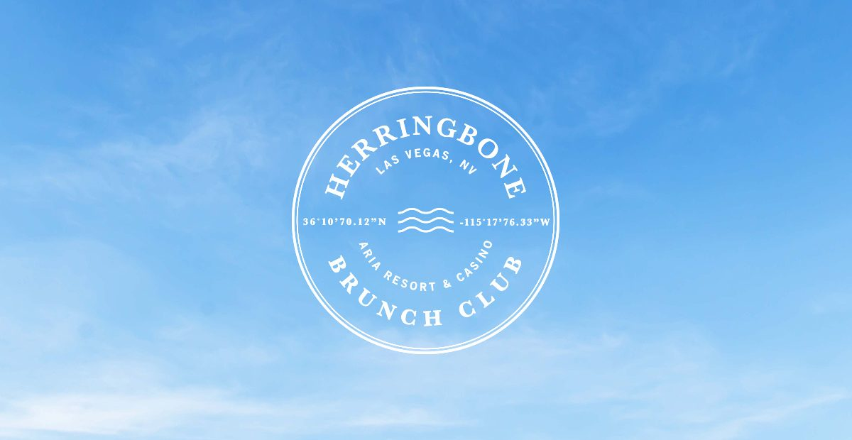 Herringbone You're invited….To The Brunch Club!