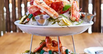 Seafood Platter Yacht
