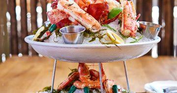 Herringbone_Waikiki_Dinner_Menu_Seafood_Platter_Yacht