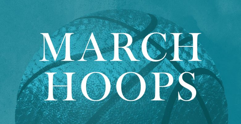 Herringbone March Hoops at Herringbone