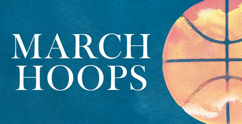 Herringbone March Hoops in Las Vegas