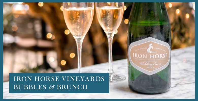 Herringbone Iron Horse Edition of Bubbles & Brunch